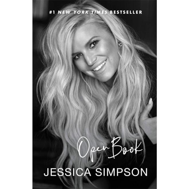 Open Book: Jessica Simpson