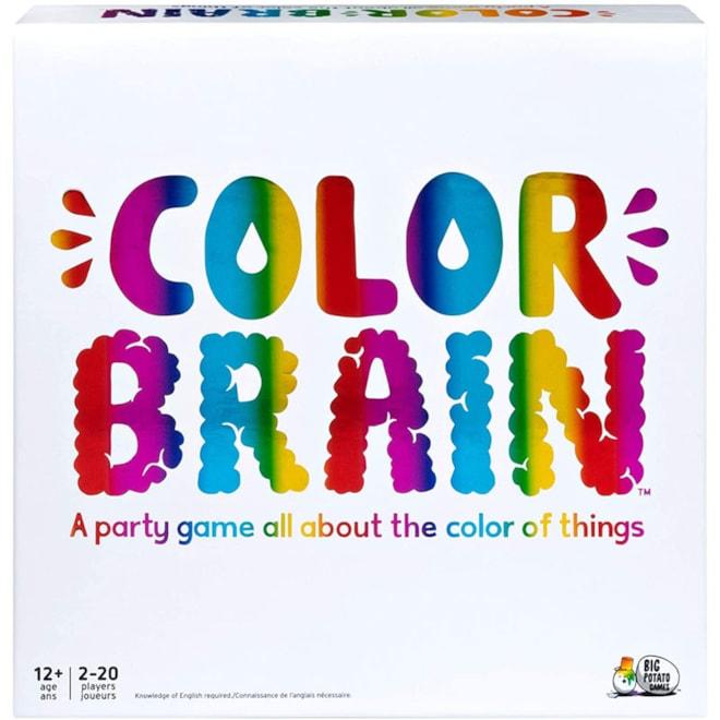 Colorbrain Family Board Game
