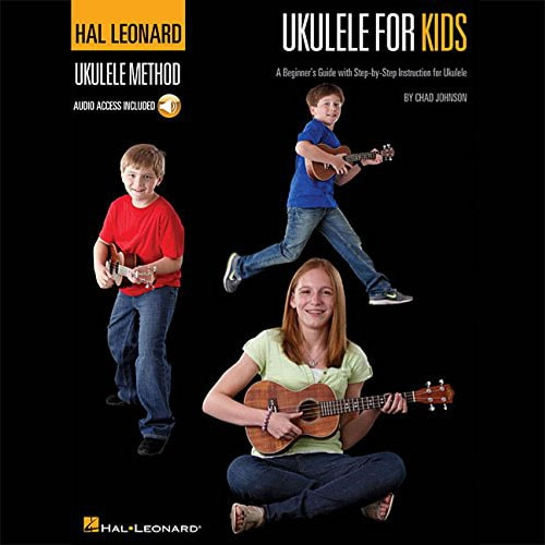 Ukulele for Kids - A Beginner's Guide with Step-by-Step