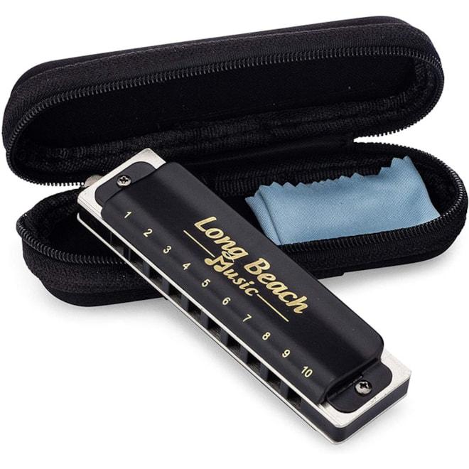 Blues Harmonica Key of C