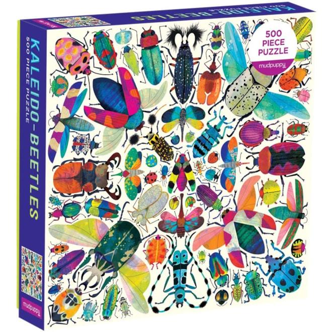 Beetles 500 Piece Puzzle
