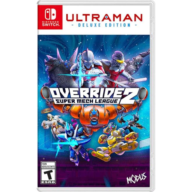 PREORDER Override 2: Ultraman Deluxe Edition
