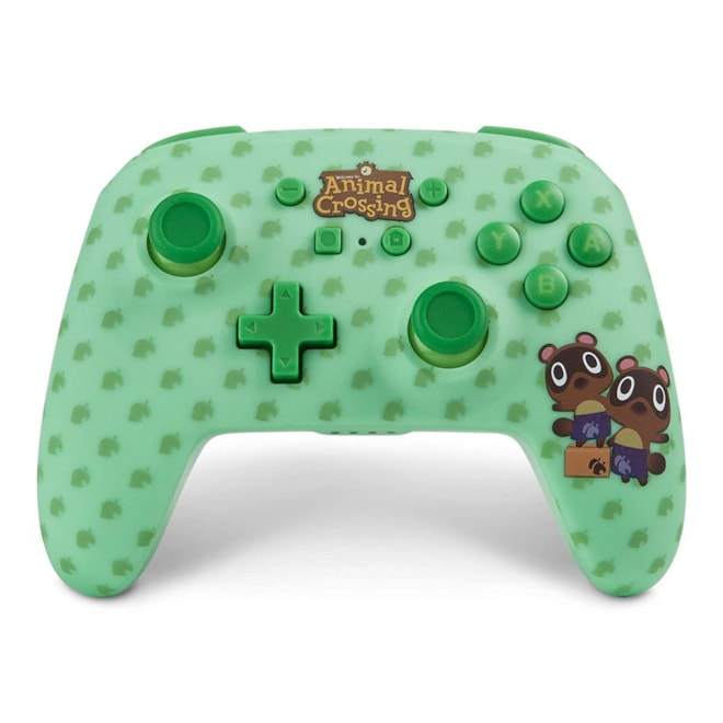 Wireless Controller for Nintendo Switch - Animal Crossing: Timmy & Tommy Nook