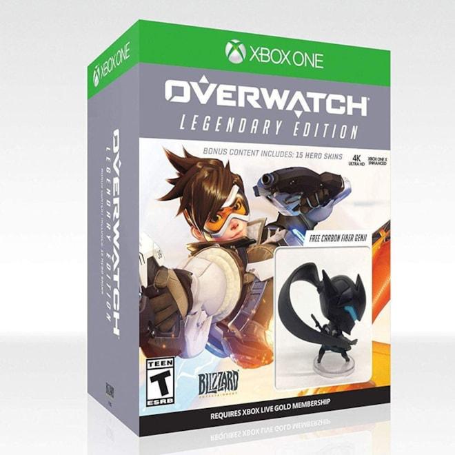 Overwatch Legendary Holiday Bundle - Xbox One