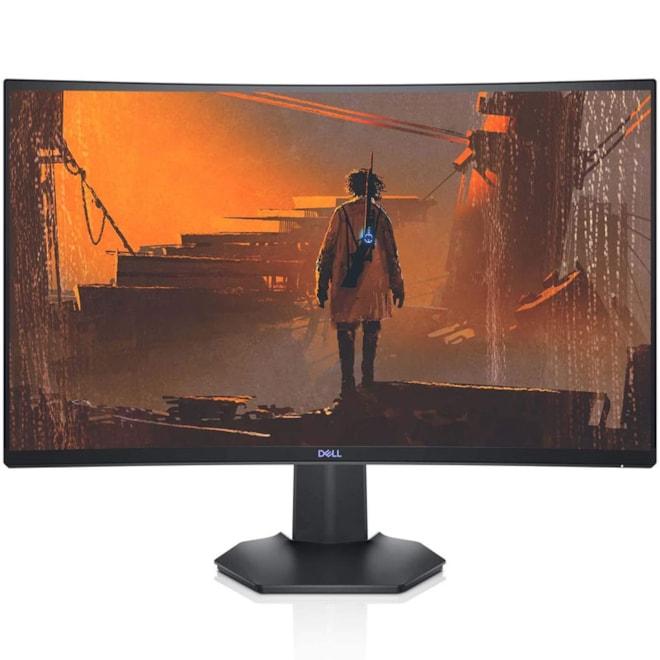 Dell Gaming 27 Inch Curved 144Hz 1080p VA Ultra-Thin Bezel Monitor