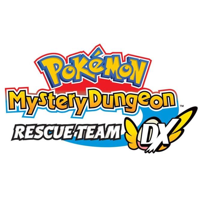 Pokémon Mystery Dungeon: Rescue Team DX Standard - [Switch Digital Code]: Video Games