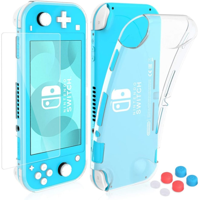 Case Cover for Nintendo Switch Lite,  Soft TPU Protective Case Cover