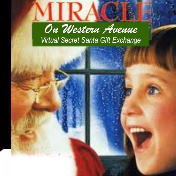 'Miracle on Western Ave' Virtual Secret Santa