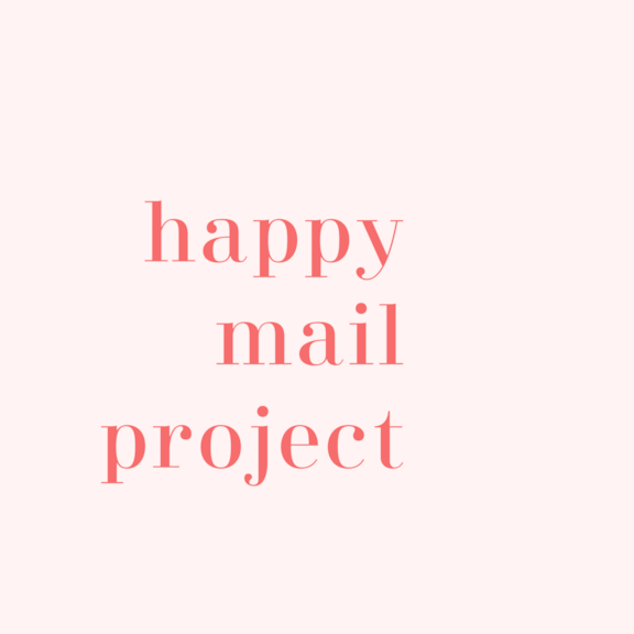Happy Mail Project {for adults}