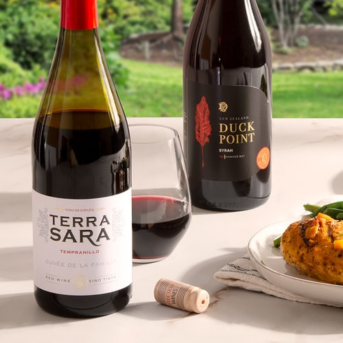 Great Wines For Grilling Half-Case