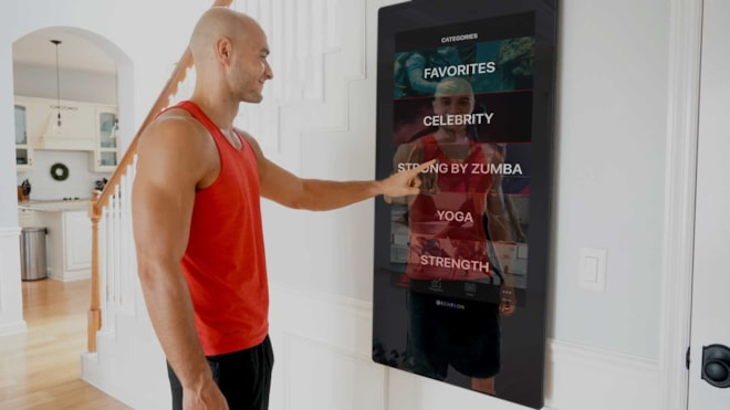 Echelon Touch Mirror