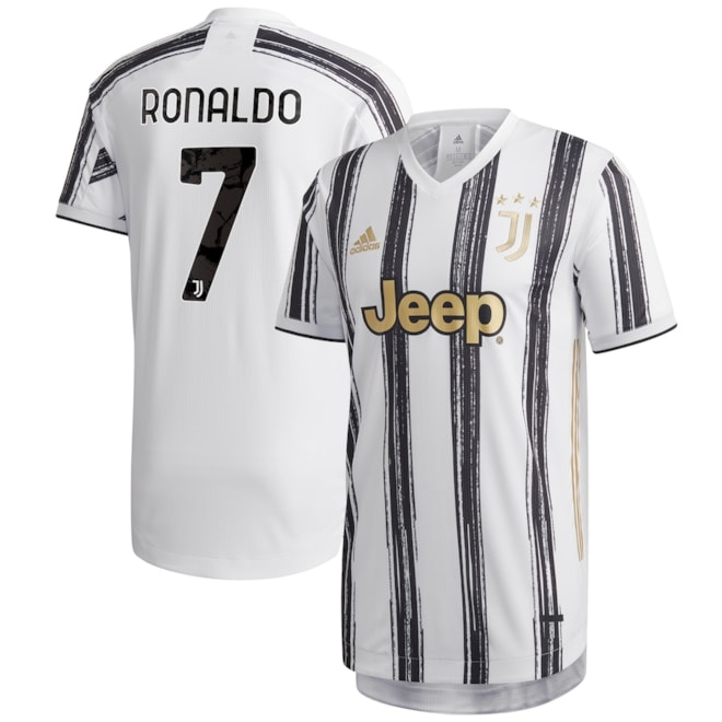 Ronaldo Juventus adidas 2021 Jersey