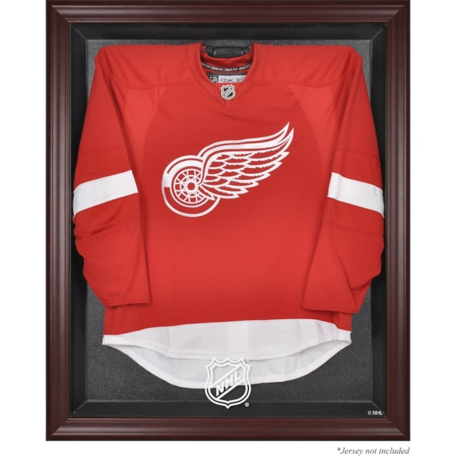 NHL Mahogany Jersey Display Case