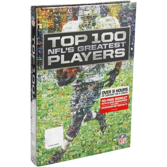 NFL Top 100: NFL's Greatest Players DVD Set