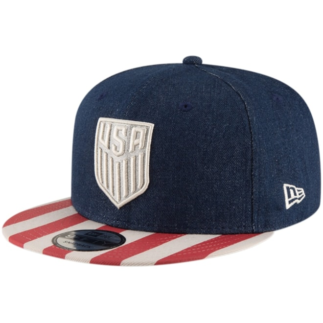 US Soccer New Era Hat