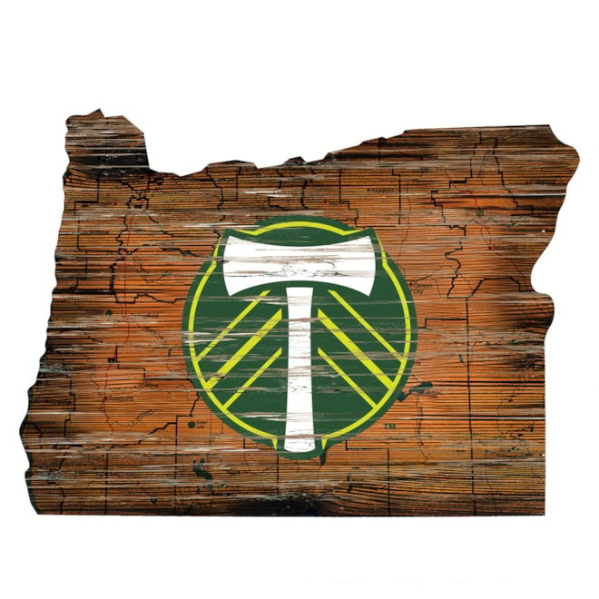 Portland Timbers Sign