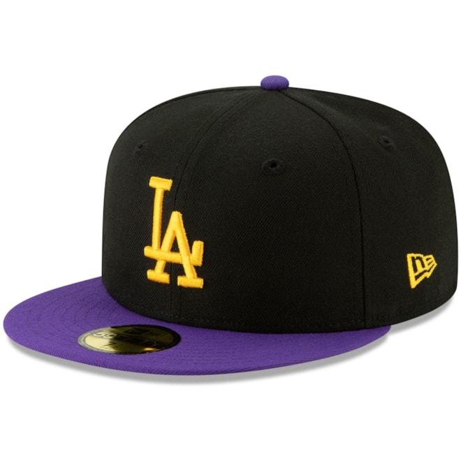 LA Lakers New Era 59FIFTY Hat