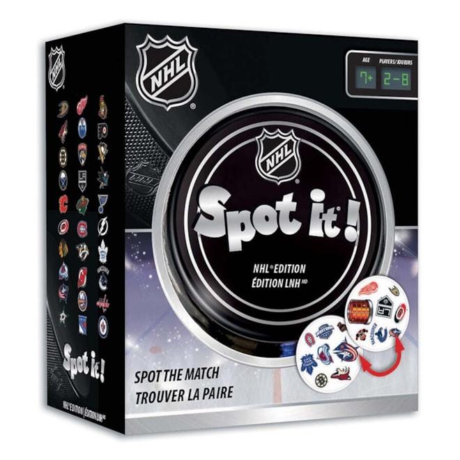 NHL Spot It! Game