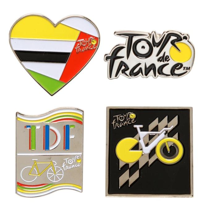 Tour de France Lapel Pins