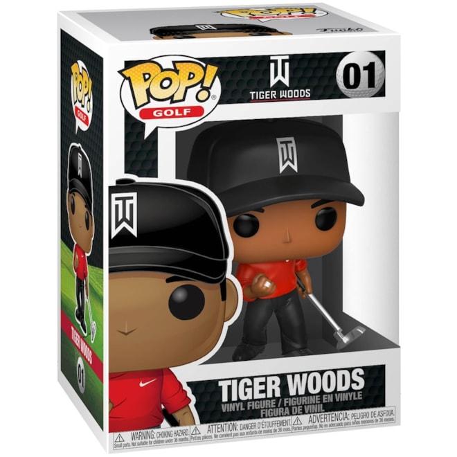 Tiger Woods Funko Pop! Sunday Figurine