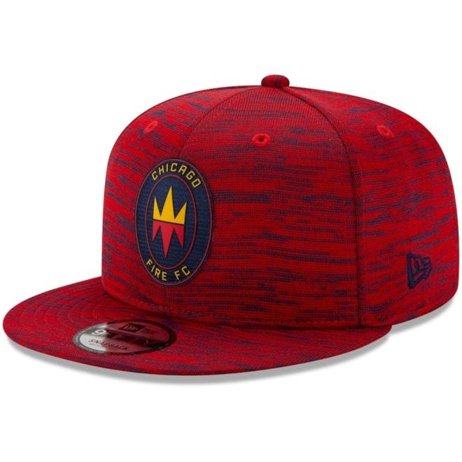 Chicago Fire New Era Hat