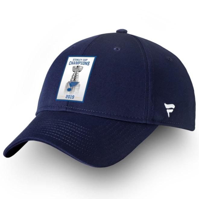 St. Louis Blues Champions Hat