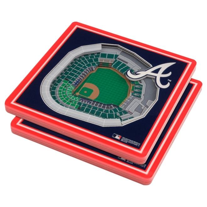 3D StadiumViews Coasters