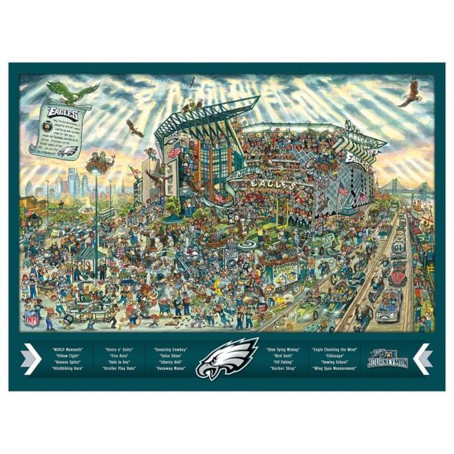 Philadelphia Eagles Puzzle