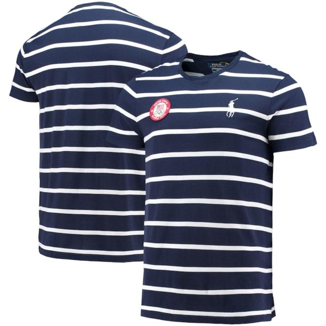 Team USA Polo Ralph Lauren 2020 Summer Olympics Opening Ceremony T-Shirt