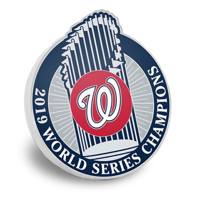 Washington Nationals Team Lapel Pin