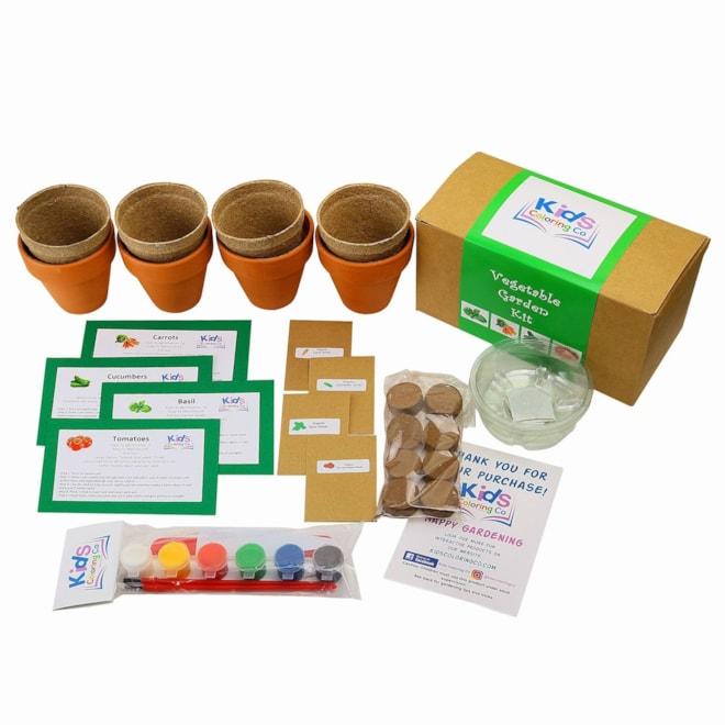 Children's Vegetable Garden Kit Garden Kit