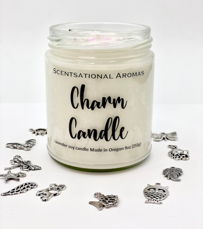 Scented Charm Candle