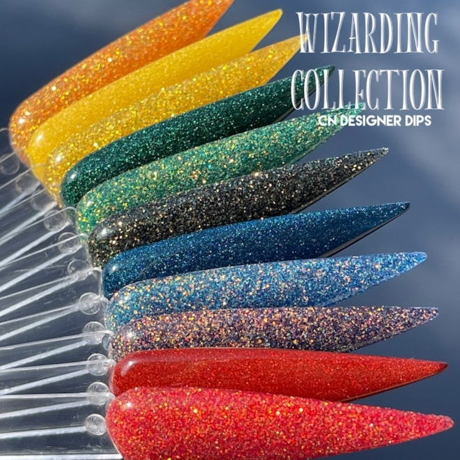 Wizarding Collection dip powder for nails