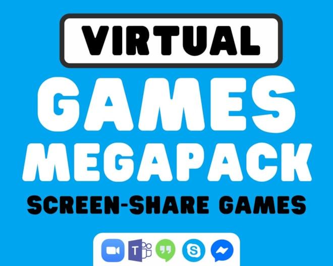 Virtual ScreenShare Games