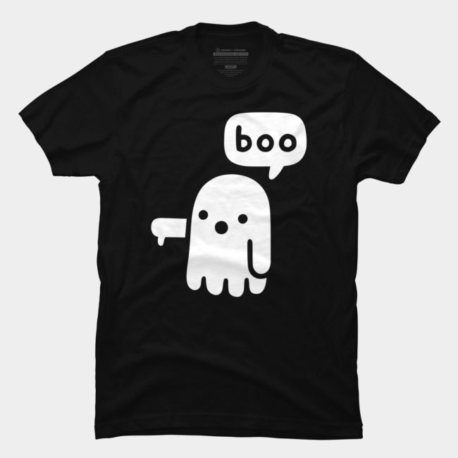 Ghost Of Disapproval Shirt