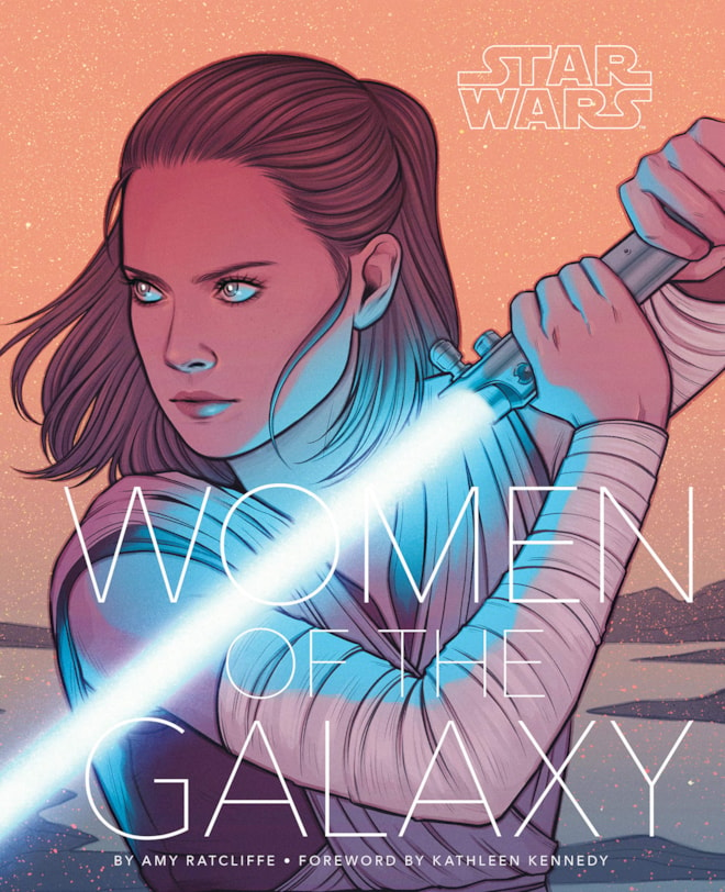 Star Wars: Women of the Galaxy Book