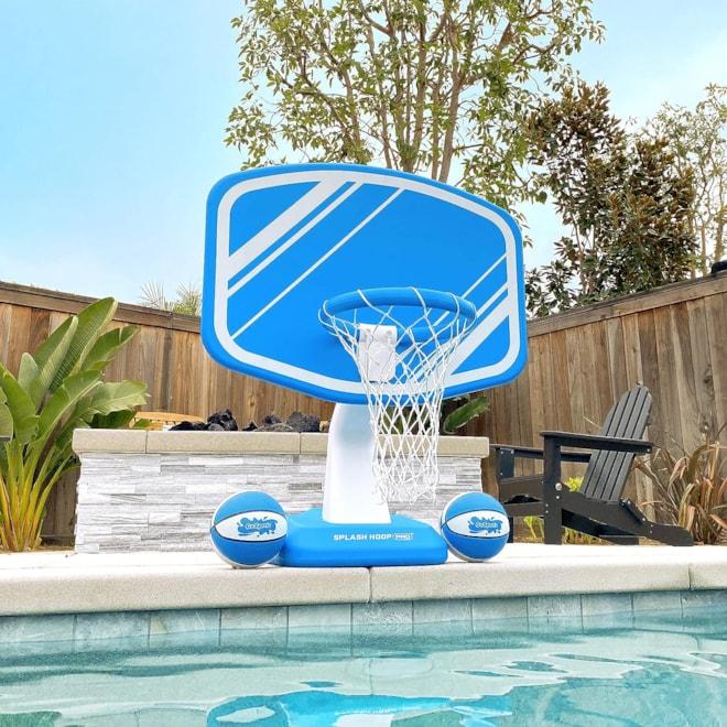 Splash Hoop Pool Basketball Game