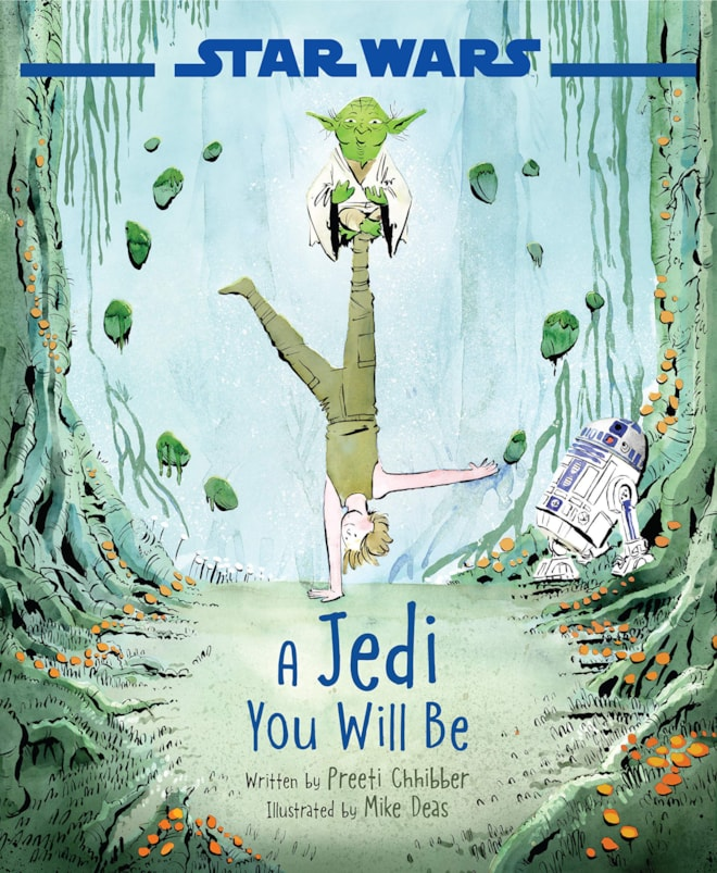 Star Wars A Jedi You Will Be