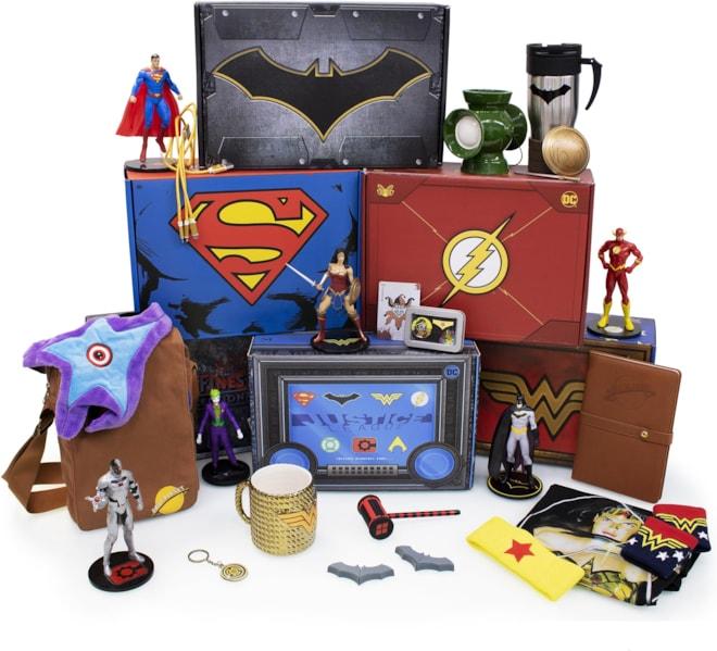 DC Comics Mystery Gift Subscription Box