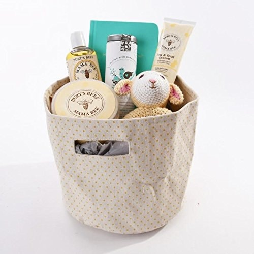 Pregnancy Gift Basket - All Natural Skin Care, Journal, and Tea