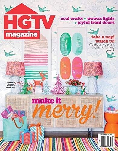 HGTV Magazine 1-year auto-renewal