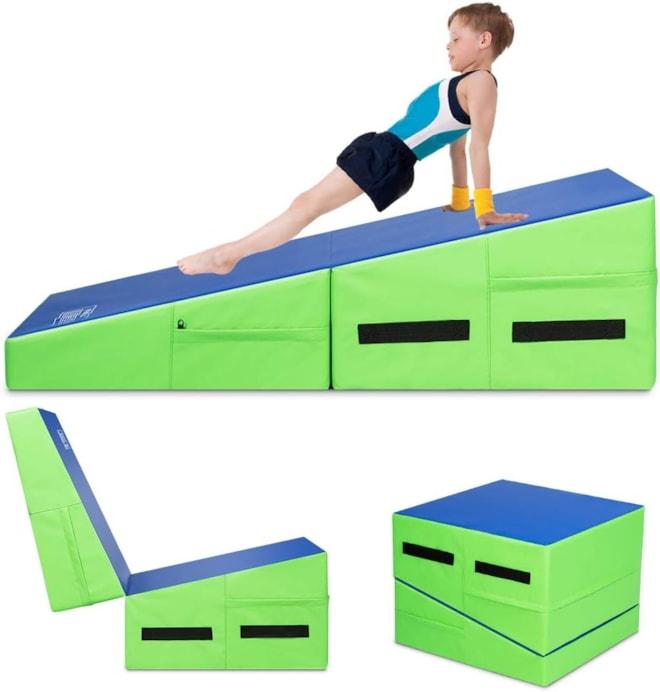 Folding Gymnastics Cheese Mat