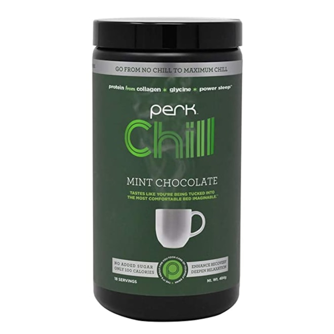 Perk Chill – Mint Chocolate Protein Beverage Mix