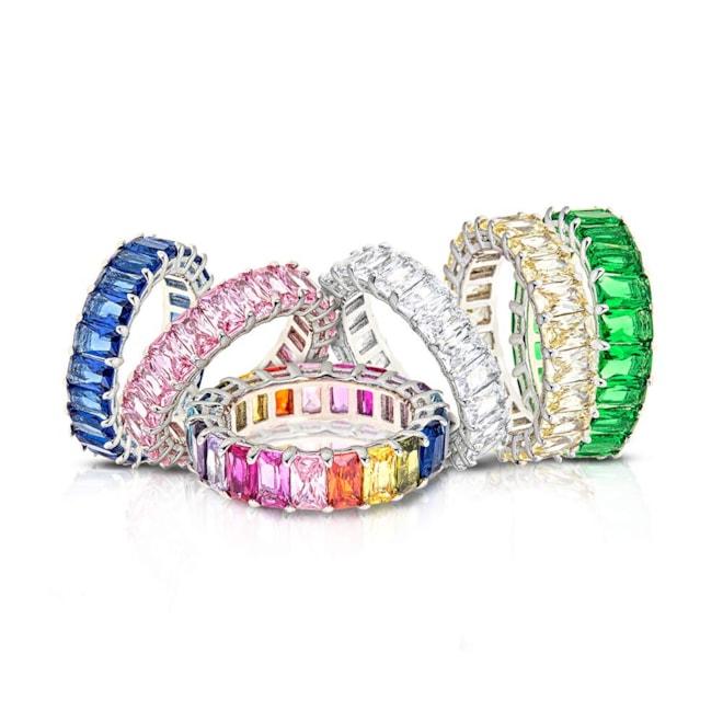Maya J Eternity Ring