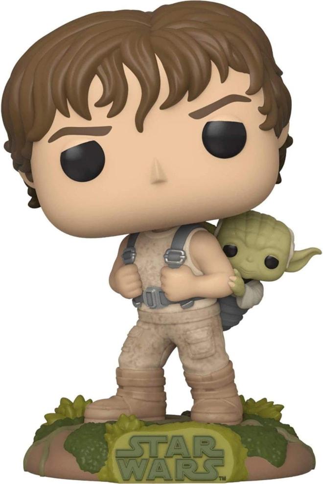 Luke Skywalker Training with Yoda #363 Funko POP!