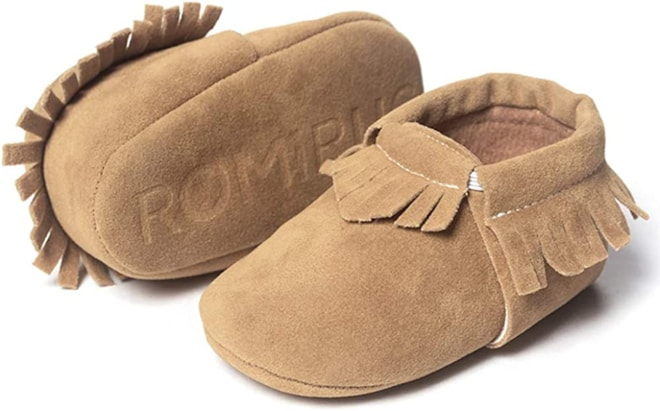 Soft Sole Moccasins Sneakers