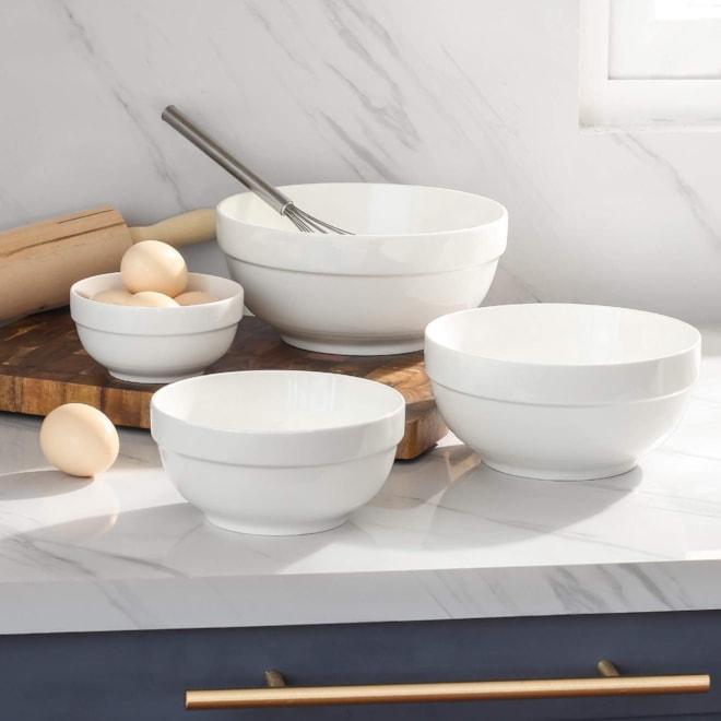 Porcelain Serving Bowl Set
