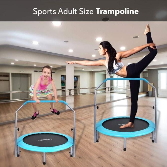 Portable & Foldable Trampoline
