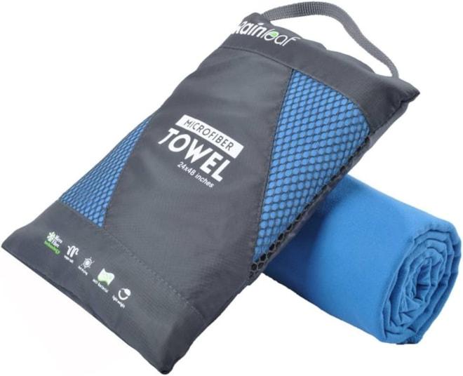 Microfiber Travel Towel - Medium