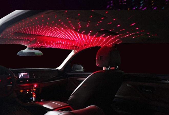 Portable Star Projector Night Light